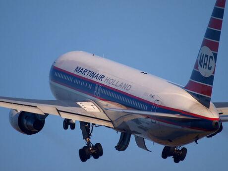 Martinair B-767 retro (2)