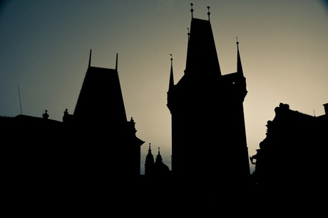 Buildings of Prague