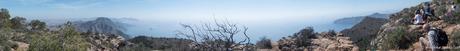 Sierra Muela uitzicht