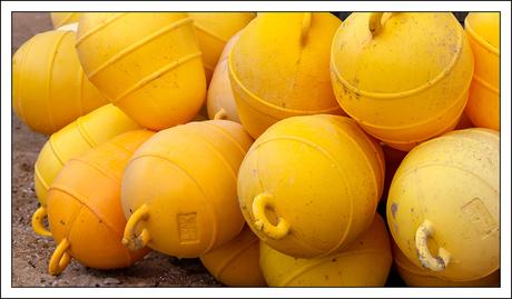 boeiend geel