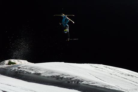 Reach for the snow