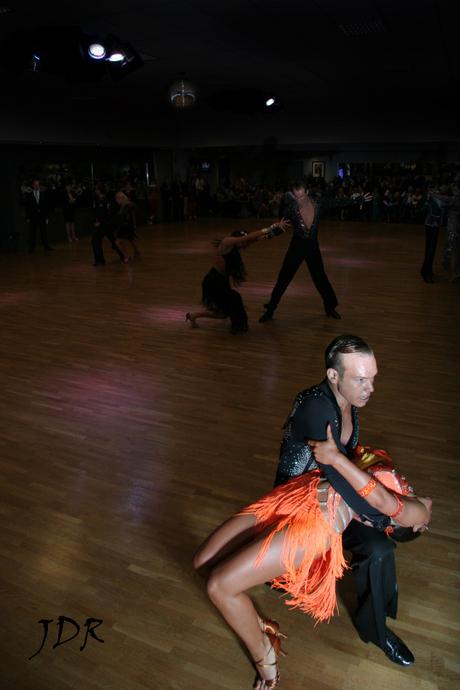 Passie op de dansvloer
