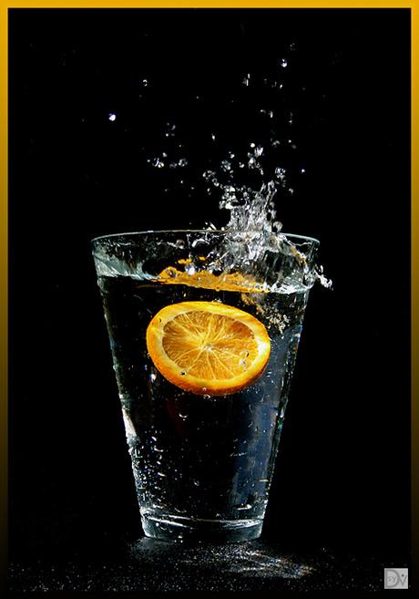 Orange Watersplash!