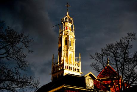 Dreigende kerk