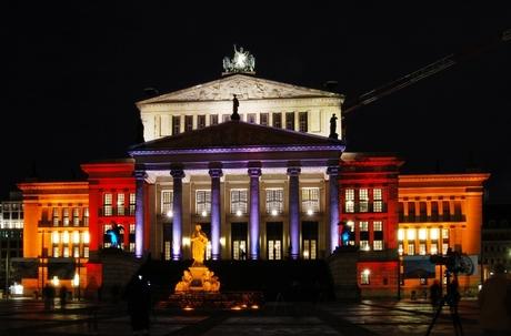 Berlijn - Festival of Lights - Konzerthaus 2