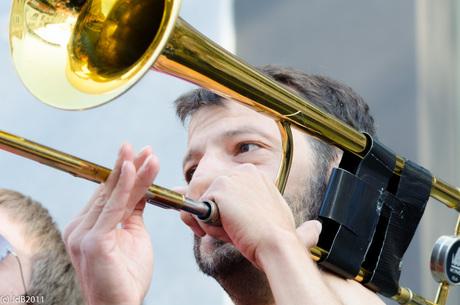 Jazzfestival Breda - Trombonist