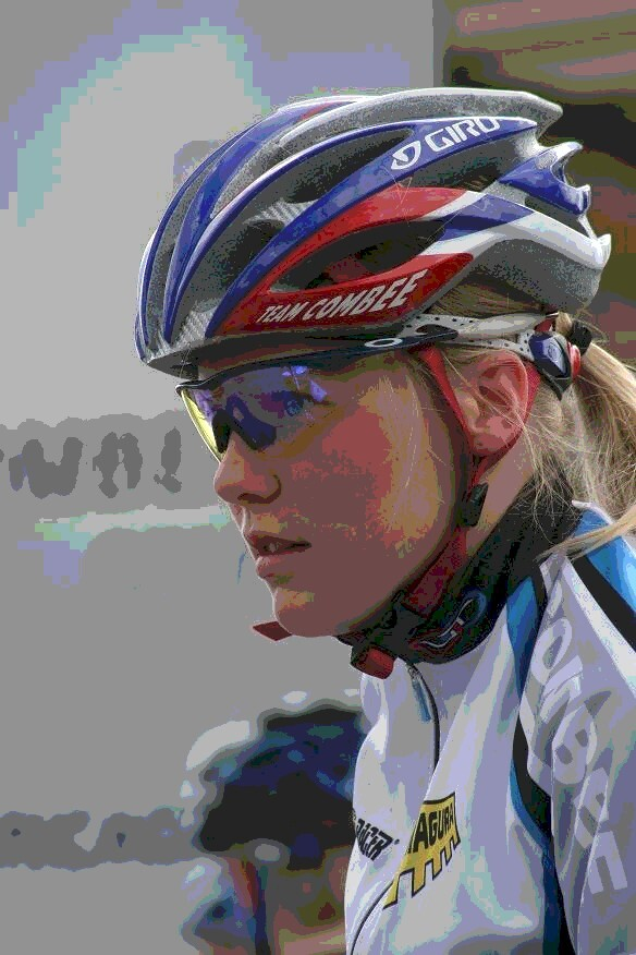 MOUNTAINBIKE 1 - VOOR DE WEDSTRIJD IN NIEUWKUIJK EEN PAAR OPNAMES GEMAAKT EN MIJN EERSTE SCHREDEN OP HET GEBIED VAN BEWERKEN GEZET. BEN BENIEUWD NAAR JULLIE REACTIES - foto door esgee op 23-03-2008 - deze foto bevat: mountainbike, nieuwkuijk