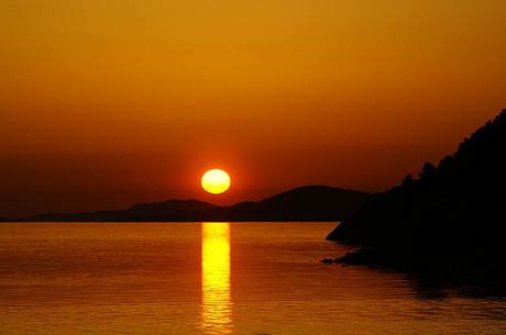 Noorwegen sunset