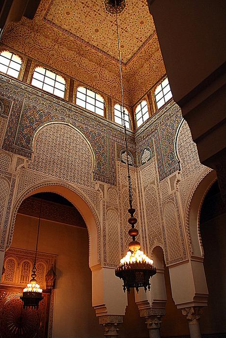 Mausoleum Moulay Ismaïl, Meknès (Marokko)