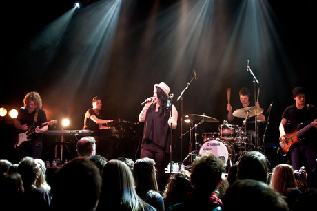 Lisa Lois in Hedon Zwolle