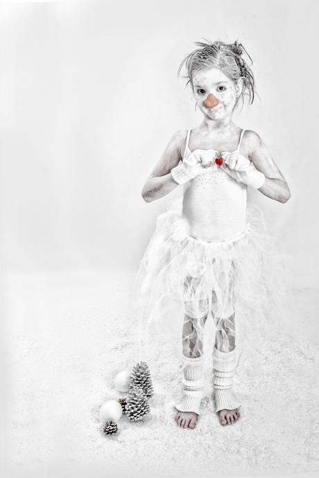 Sneeuwman Britt