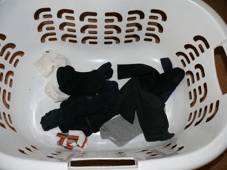 Het sokkenmonster