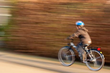 Race op nieuwe fietsen