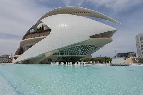 Palau de les Arts. Valencia