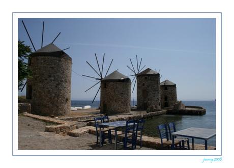Chios-30 molens