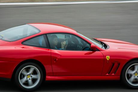 Italia a Zandvoort 2015 - Ferrari 575M Maranello
