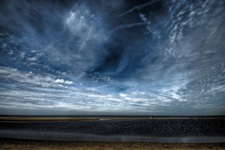 Strand tussen Kijkduin en Monster 2