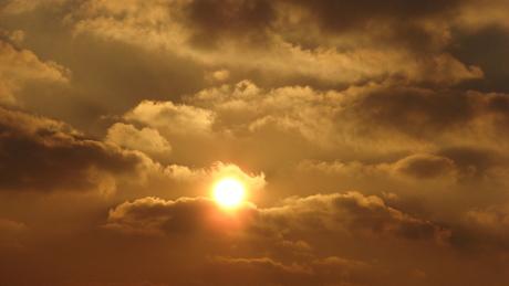 zonsodergang