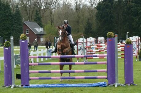 Springwedstrijd Kootwijk 15-04-2012