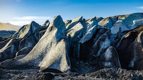 Fjallsárlón Gletsjer, IJsland
