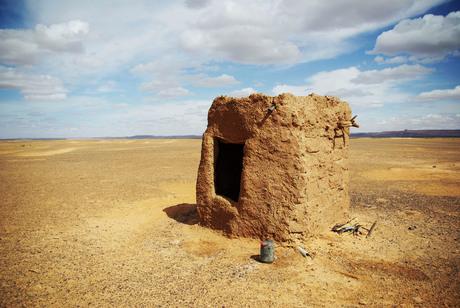 Saharahuisje