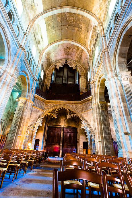 Cathédrale St.-Lazare Autun
