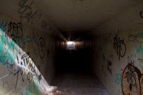 Tunnel onder de A12
