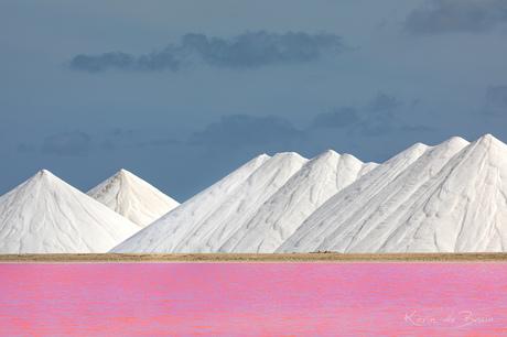 De zoutmijnen van Bonaire!