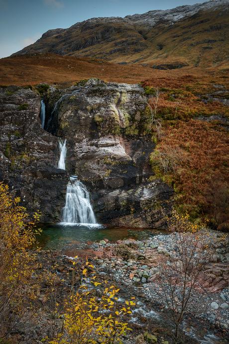 Glencoe waterval