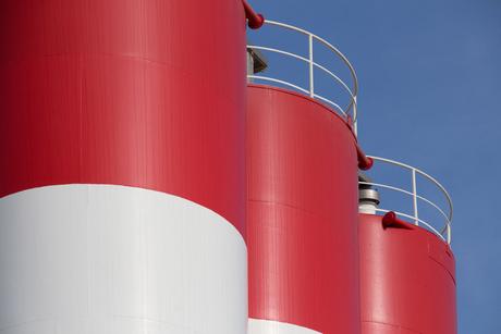 Industrieterrein De Harselaar in Barneveld