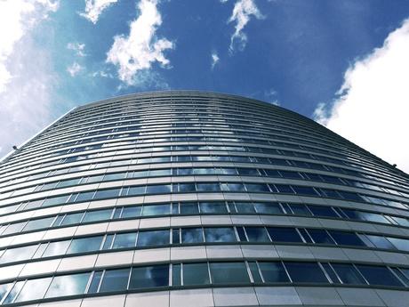 groot gebouw