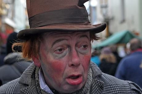 Dickensfestijn in Deventer