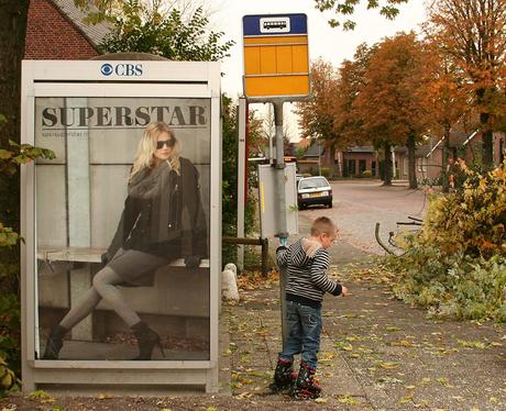 'superstar' straatfotografie