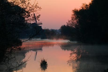 Zonsopgang Rottige Meenthe