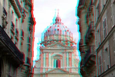 Catholic Church of the Val-de-Grâce Paris 3D