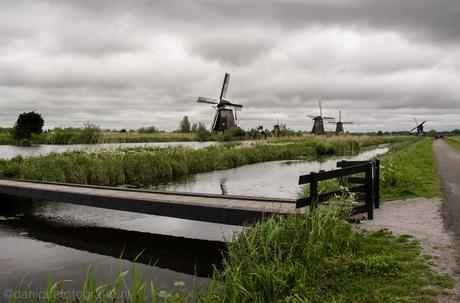 Kinderdijk from another perspective