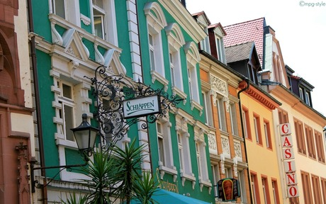 kleurrijke gebouwen (ippawards schoolopdracht schoolopdracht fotografie: 'Architecture')