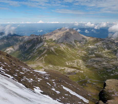Schilthorn Zwitserland.