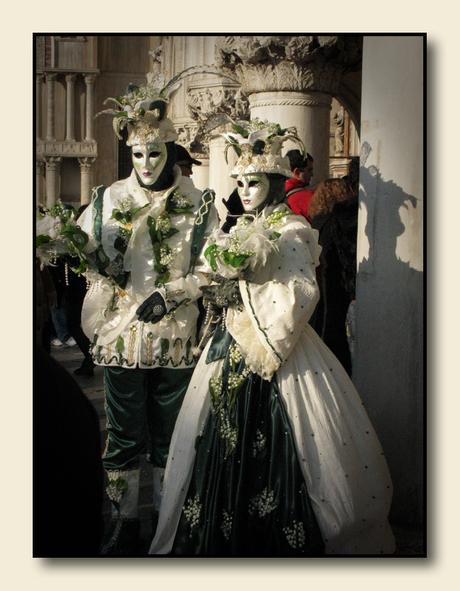 Karnaval in Venetië 10