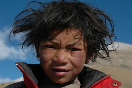 Tibettan kid 2