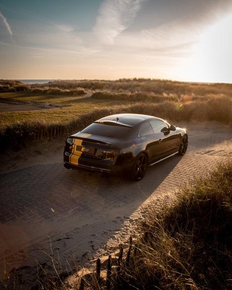 Audi a5 tuned
