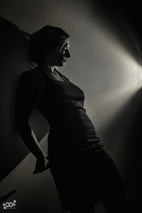 Out of the shadows...