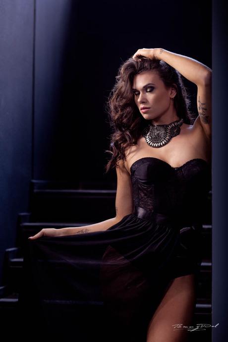 Model; Matilde Verhagen