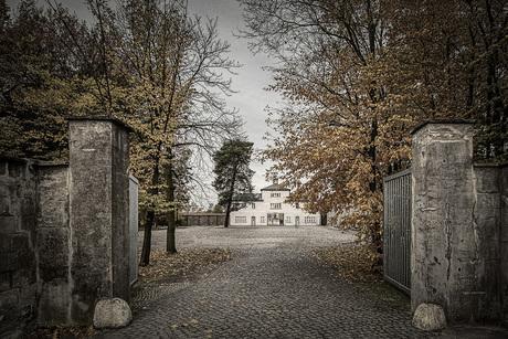 Concentratiekamp Sachsenhausen nabij Berlijn