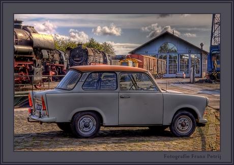 Trabant.. wat een nostalgie