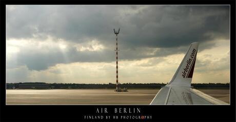 HB Air Berlin 2