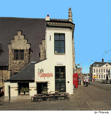 Gent 3 het Galgenhuis