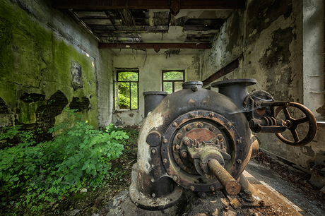 Lean Green Machine