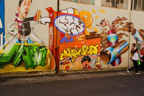 Vicenza graffiti