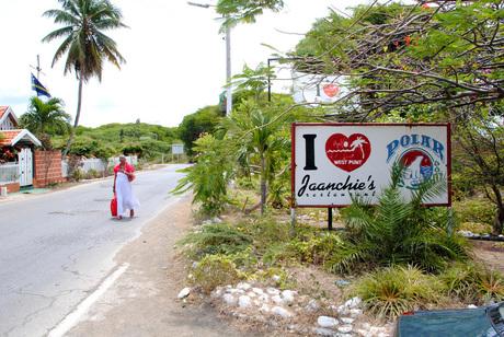 Bekend plekje op Curacao